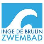 Logo Inge de Bruijn Zwembad