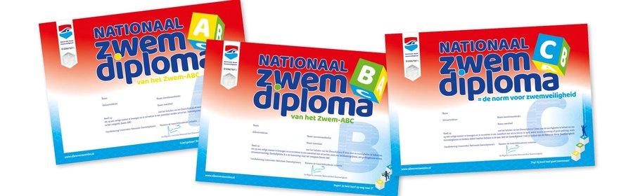 Diploma waaier